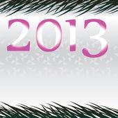 Año nuevo — Vector de stock