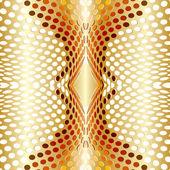Golden rings — Stock Vector