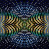 Wave background — Stok Vektör