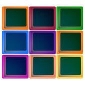 Vector Illustration window — Stock Vector