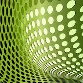 Vector pattern green design — Stock Vector