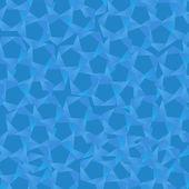 Lumières bleues abstraites — Vecteur