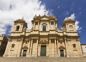 Cathedral of San Nicolo — Stock Photo