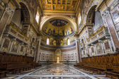 San Giovanni in Laterano in Rome — Stock Photo