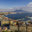 Stock Photo: Gulf of Naples