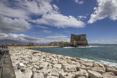 Castel dell'Ovo — Stock Photo