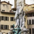 Neptune fountain — Stockfoto #38810159