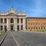 Basilica of San Giovanni — Stock Photo