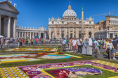 Flower Festival 2014 2 — Stock Photo