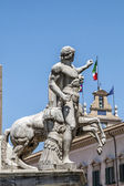 Quirinal's square — Stock Photo