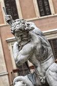 ネプチューンの像 — ストック写真