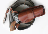Revolver Colt Model 1873 — Stock Photo
