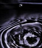 Waterdrop — Foto de Stock