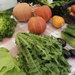 Stock Photo: Ecological vegetables