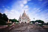Basilica of Sacre Coeur, Paris — Stock Photo