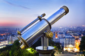 Paris - Sightseeing Telescope — Stock Photo