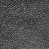 Black leather texture — Stock Photo