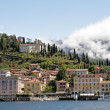 View of Bellagio village on lake Como - Lizenzfreies Foto