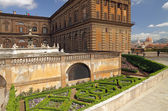 Entrance to the Boboli Gardens — Stock Photo