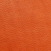 Vivid orange lather background — Stock Photo