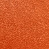 Vivid orange lather background — Stock Photo