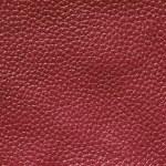 バーガンディ色の革テクスチャ背景 — ストック写真