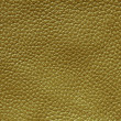 Old gold leather background — Stock Photo