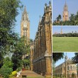 Images of Mumbai University — Foto de Stock