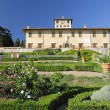 Garden and Villa La Petraia — Stock Photo #12797608