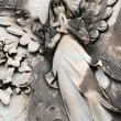 Angelic relief — Stock fotografie