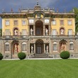 The Villa Torrigiani in Tuscany - Stock Photo