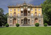 O villa torrigiani na toscana — Foto Stock