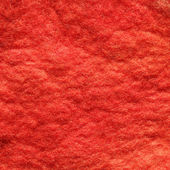 Red wool felt pattern — Stock Photo