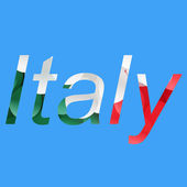 World italy — Stock Photo