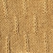Stock Photo: Beige knitted texture