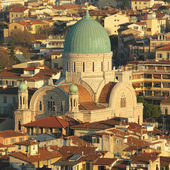 Great Synagogue of Florence — Stock Photo