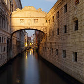 Bridge of Sighs — Foto Stock