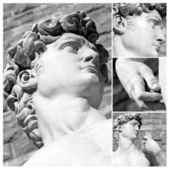 David by Michelangelo — Stock Photo