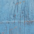 Old painted wood texture - Foto Stock