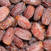 Dates as background — Stock Photo
