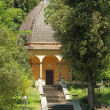 The Chapel of Buontalenti in Pratolino Garden, UNESCO world heri — Stock Photo