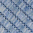 Knitting fabric pattern — Stock Photo