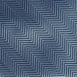 Blue and black zigzag lines pattern — Stock Photo #28934063