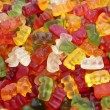 Haribo bear candies — Foto Stock