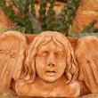 Stock Photo: Angelic relief