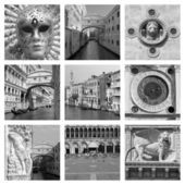Venetian landmarks — Stock Photo