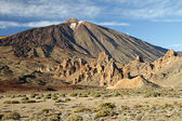 Mount Teide — Stockfoto