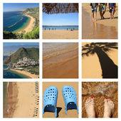 Célèbre plage — Photo