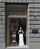 Anne Fontaine boutique — Stock fotografie
