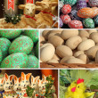 Easter collage — Stock Photo #9333651